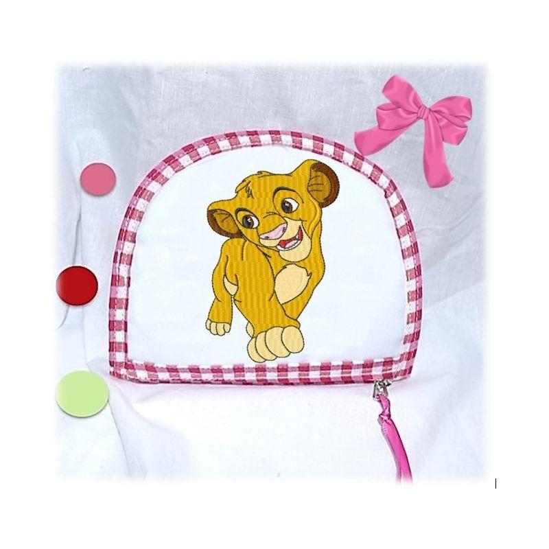 """Poncho bébé """"ELEPHANT"""""""